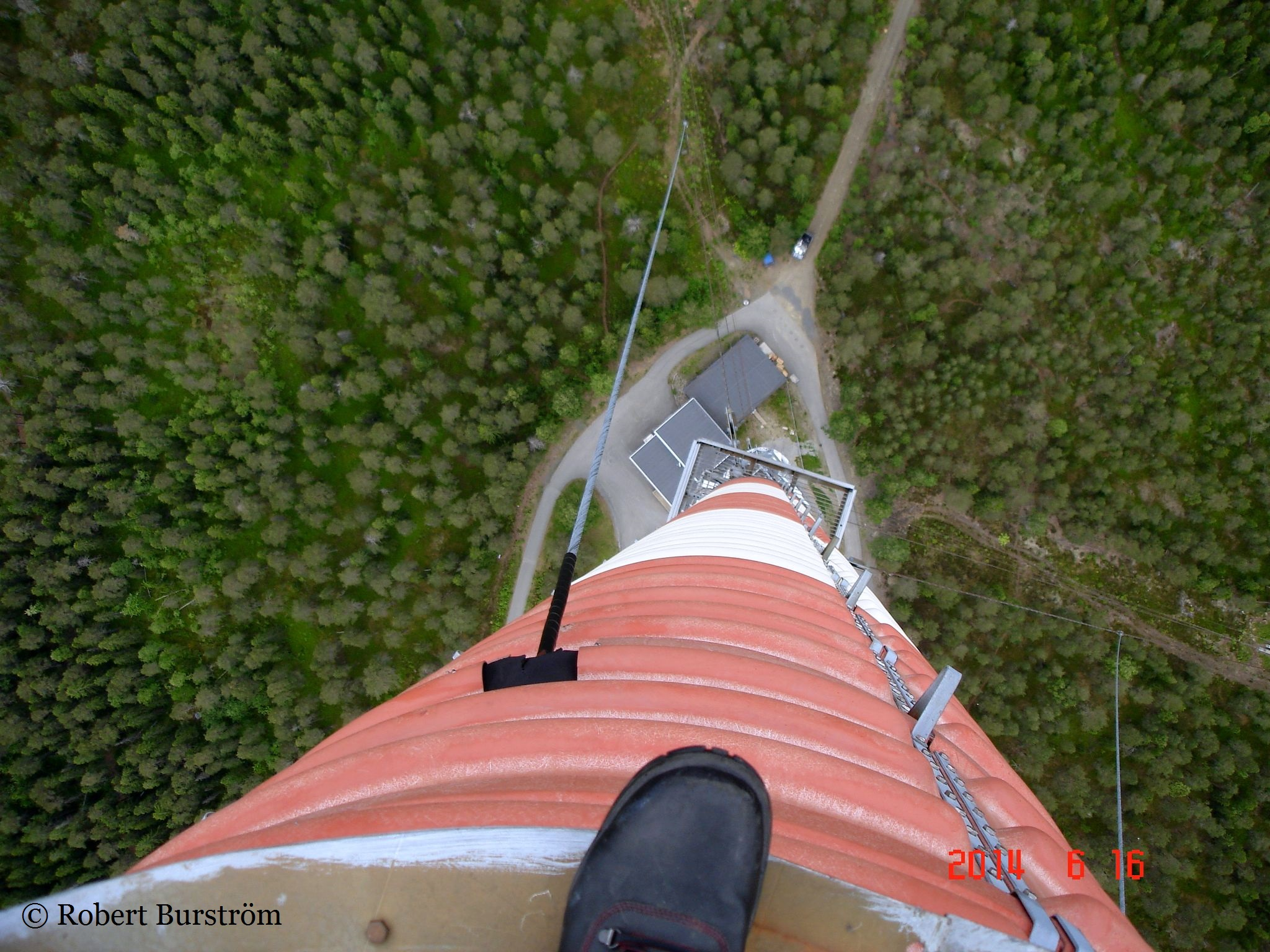 Top of the TV-tower