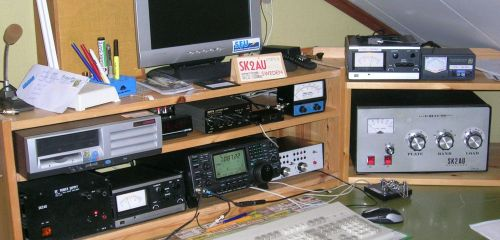 Welcome to Skeleftea Amateur Radio Society!